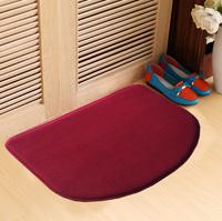 Coral Fleece Carpet Area Rug For Bathroom Kitchen Carpets Cushion Non-Slip Door Floor Mat Tapete Alfombra 40*60cm