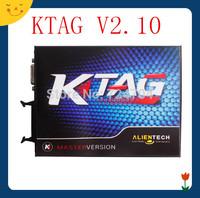 the last version KTAG v2.10 hardware version v6.070 K-TAG v2.10 ECU Programming Tool Master Version v2.10 free shipping