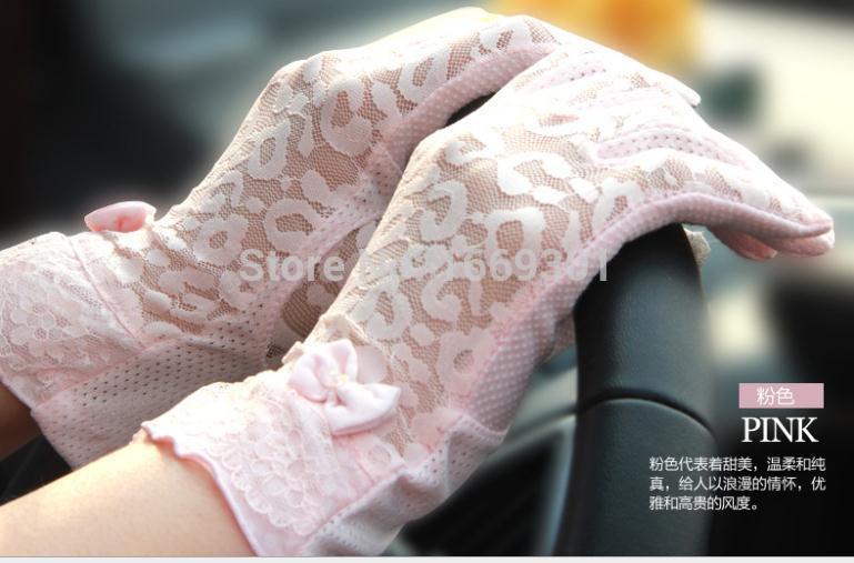 Tangan Cantik Cantik Sarung Tangan Renda