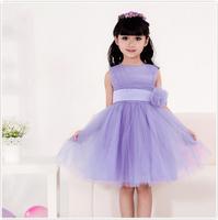 High Quality flower girls dresses for weddings wedding party dress 52119