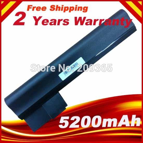 Special price Black Laptop notebook battery for HP Mini 210-2000 ED06 HSTNN-XB1Z HSTNN-LB1X HSTNN-CB1Y HSTNN-CB1Z battery(China (Mainland))