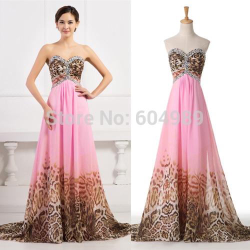 Платье на студенческий бал Grace Karin 2015 7558 Designer Prom Dress