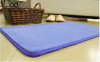 Coral Fleece Carpet 2 Size Area Rug For Bathroom Kitchen Carpets Non-Slip Door Mat Tapete Alfombra