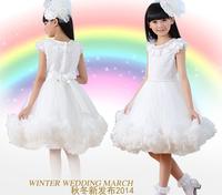 High Quality flower girls dresses for weddings wedding party dress 52129