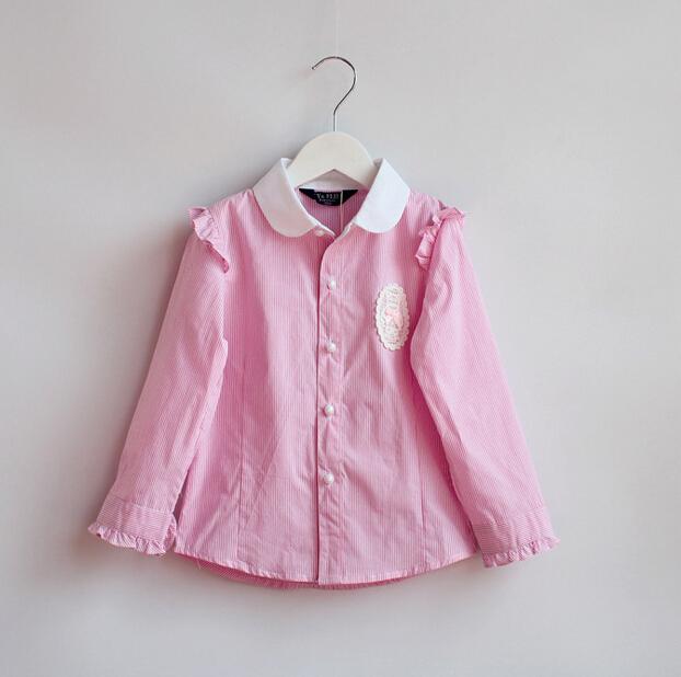 Блузка для девочек 2015 ,  2 , 2/8 , 5 /,  2307