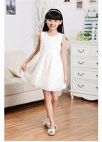 High Quality flower girls dresses for weddings wedding party dress 52125
