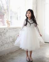 2015 Girls new spring princess dresses wholesale baby & children tutu  clothing  AA412DS-51