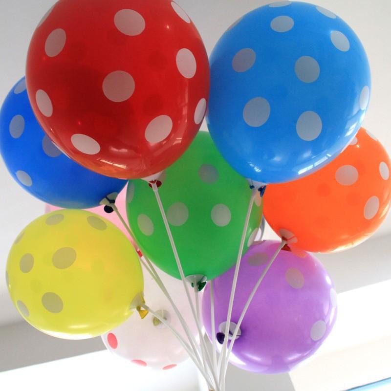 30pcs/lot, 12 inch 10 colors big latex inflatable party decoration balloons for wedding birthday globos air balls, free shipping(China (Mainland))