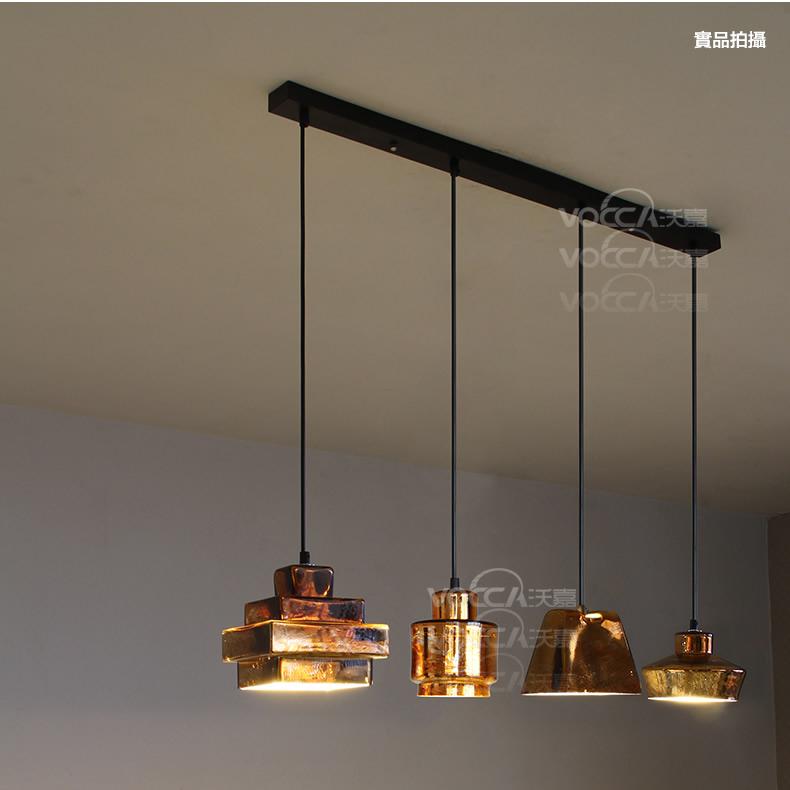 Keukenlamp Ikea : Industrial Glass Pendant Lights Kitchen