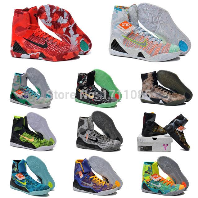 kobe bryant top 10 shoes