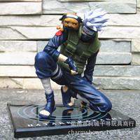 Free Shipping Anime GEM Naruto Hatake Kakashi PVC Action Figure Collection Model Toy 15CM NTFG039