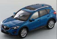 Alloy 1:18 Limited edition MAZDA CX-5 SUV car models