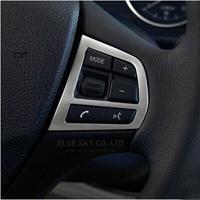 High Quality ! 2pcs Multi-function steering wheel decoration sequins For BMW 3-SERIES F30 F35 316i 320 320Li X4
