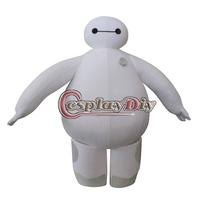 Free Shipping Customized Big Hero 6 Baymax Mascot Costume Baymax Mascot Costume