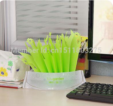 1PCS creative life green unplugged humidifier vaporization type no radiation air refreshing agent + FREE SHIPPING(China (Mainland))