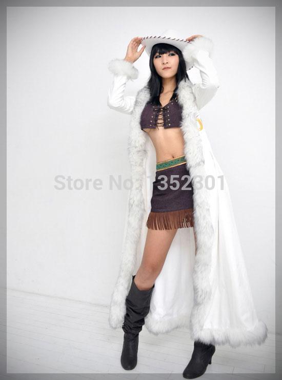 Nico Robin Cosplay Costume