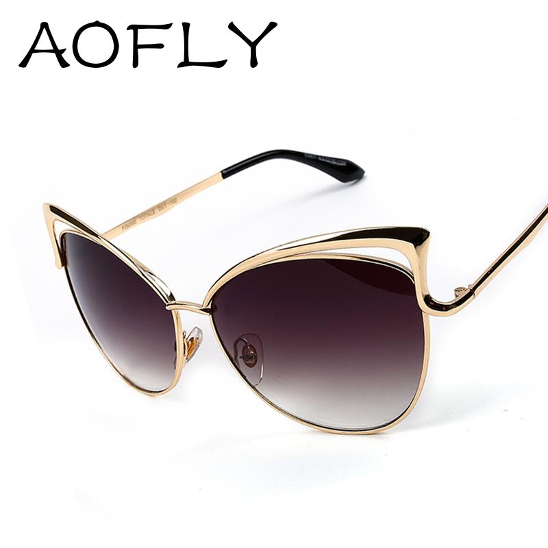 все цены на Женские солнцезащитные очки AOFLY Fashion Glasses 2015 oculos femininos S1629