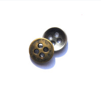 Free shipping Metal buttons jackets, shirts, jackets, metal brass buttons