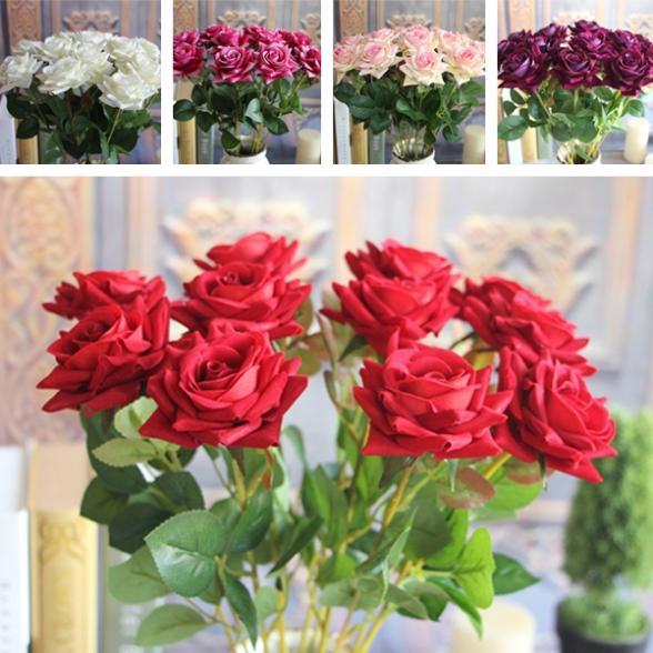 цена  Искусственные цветы для дома  44869  онлайн в 2017 году