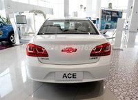 New Arrival Auto Rear Car 3D Logo LED emblem Badge light lamp For CRUZE/LOVR/AVEO/ EPICA/ MALIBU Refit Accessorie White/Red/Blue