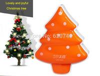 2pcs/pack light control sensor Christmas tree night lights, LED energy saving 0.1W, LED-424, free shipping