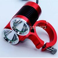 8.4V 5000LM 2 X CREE XML U2 LED Bicycle Light Bike Head Lamp & Waterproof Headlight Headlamp