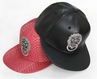 Wholesale NEW Snakeskin Flex Fit Snapback Hats For Men & Women 2015 Flat Brimmed Caps Fashion Flexfit Snapbacks Cap China Online