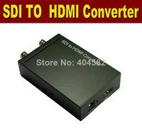 SDI to hdmi converter,3G, 1080P, for SDI interface, television broadcasting room,large screen television and SDI monitor