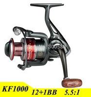 2015 Gapless Spinning Fishing Reel 13BB 1000 Series Metal Spool Carretilha Pesca For Shimano Fishing Free Shipping