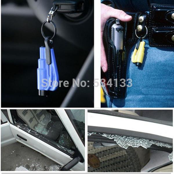 Автомобиль аварийно-спасательные инструмент стекло выключателя сиденья резак ремня безопасности автомобиля автомобиль нож инструмент стекло выключателя жизни молот E3415 P