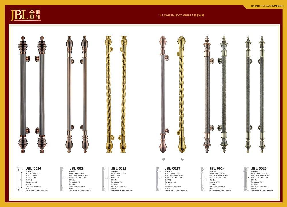 Type: Door & Window Handles Usage: Door,glass/wooden door Material: Brass(China (Mainland))