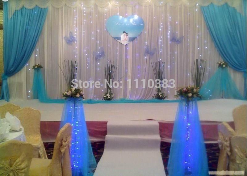Achetez en gros mariage draperie en ligne des grossistes mariage draperie - Decoration en ligne pas cher ...