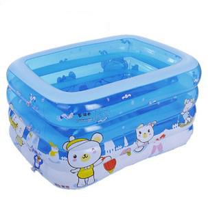 Gonflable pas cher portable piscines pour b b s gonflables for Piscine en plastique