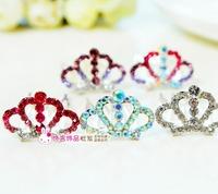 2015 Tiara Noiva Noiva Bridal Hair Accessories 2 Yuan Shop New Arrivals Hot Korean Crown Wholesale For Children Of Color