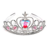 2014 Headband Hairband Hair Band Fashion Brand Children Crowns Peppa Pig Tiaras Party Headwear 13*7.5cm 10pcs/lot free Shipping