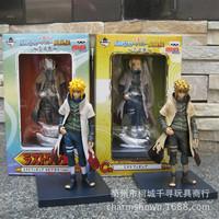 """Naruto Yondaime Namikaze Minato the Konoha's Yellow Flash PVC Action Figure Model Collection Toy 6.5"""" 15cm NTFG009"""