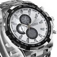 2015 Relogio Masculino New Men Watches Top Brand Luxury Military Wrist Watches Men Waterproof Quartz Watch
