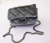 In the spring of 2015 the new socialite small sachets inclined shoulder bag pleuche chain ling, single shoulder bag handbag