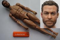 1/6 DAM Toy 78011 Devgru Operation spear Geronimo:Nude body+head sculpt
