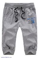 Tracksuit Bottoms Grat/Red/Black/Blue Men Jogger Sweatpants Sports Casual Fashion Training Pants Summer Pantalon Homme LC15001