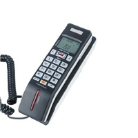 G028 caller id telephone wall-mounted small extension small fitted