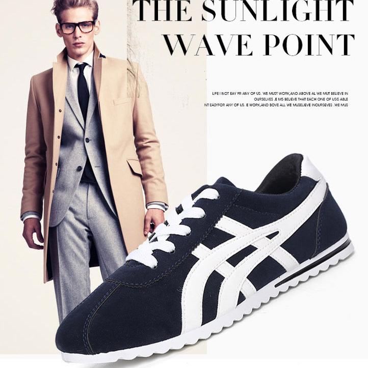 Мужчины кроссовки скейтбордингом обувь тенденции skatebords спортивной обуви мужчины замши скейт тапки , босоножки , дикие люди свободного покроя обувь дышащая