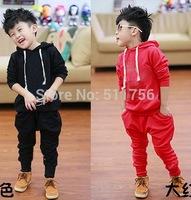 Brand Kids suits Clothing Children outerwear sport sets fleece hoodies+Pants Winter autumn boys girls twinset tracksuit clothes