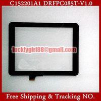 Original 8 inch Prestigio Touchscreen ,100% New Touch Panel ,Tablet PC Touch Screen Digitizer HOTATOUCH C152201A1 DRFPC085T-V1.0