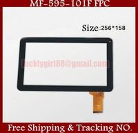 Original 10.1 Prestigio Tablet Touch Screen Panel/Touchscreen MF-595-101F FPC Touch Panel Digitizer Glass Sensor Replacement
