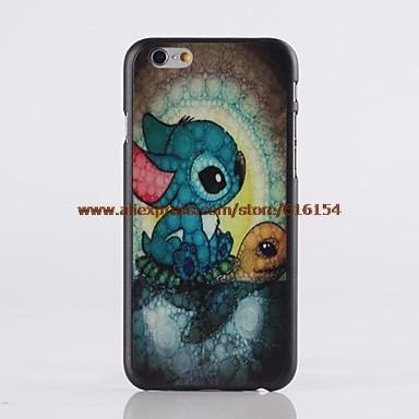 Anime Pattern Plastic Hard Cover for iPhone 6 4.7'' Free Shipping(China (Mainland))