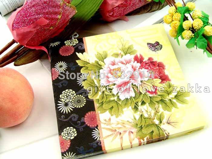 Туалетная бумага Gift of love zakka 3pack/60pcs & paper napkins туалетная бумага gift of love zakka 21cmx21cm paper handkerchiefs