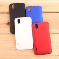 New Arrival Luxury Super Frosted Matte Hard Case Cover For LG Optimus P970 Plastic Back Cover