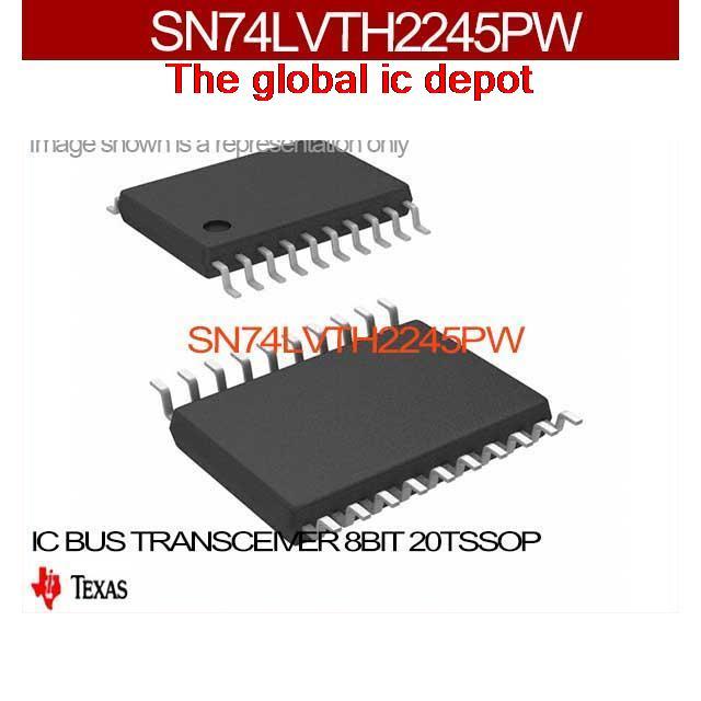 sn74lvth2245pw ic автобус трансивер 8 бит