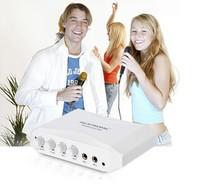 HD-HYNUDAL KARAOKE SINGING MACHINE CONVERTER/MIXER/ECHO REVERB HDMI FOR PC MID DVD Mobile